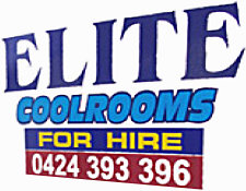 Coolrooms Elite Mobile Coolroom Hire